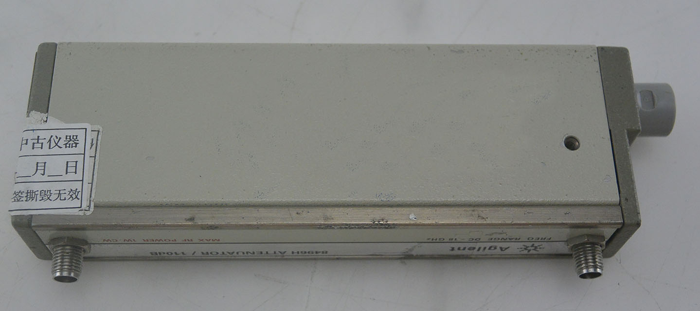 Keysight(Agilent) 8496H Programmable Step Attenuator